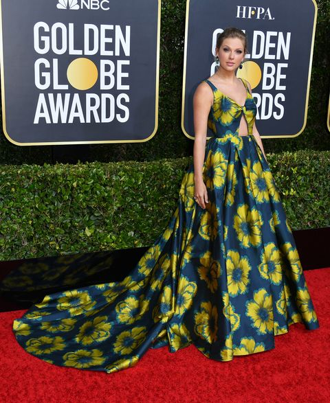 77th Annual Golden Globe Awards - Arrivals テイラー・スウィフト