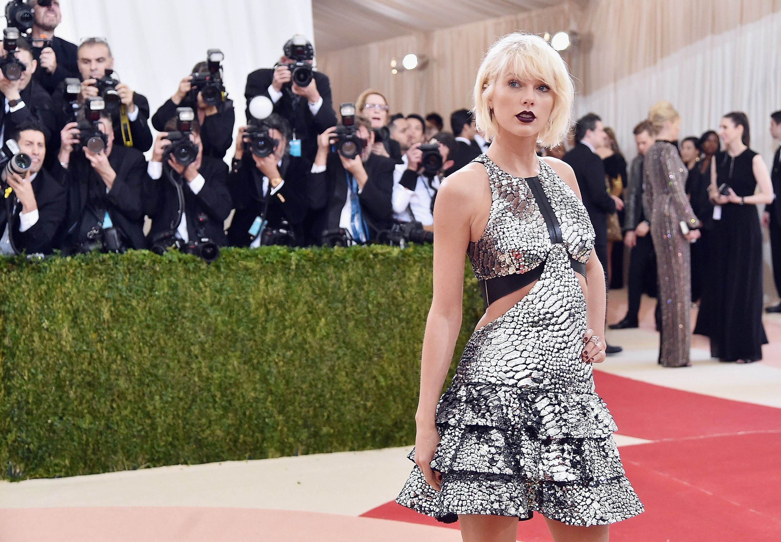 The Sweet Reason Taylor Swift Skipped The Met Ball