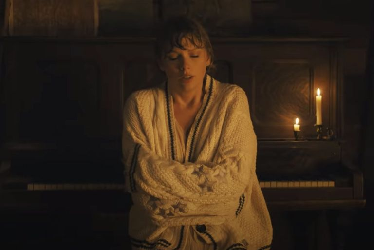 Taylor Swift S Sweater From The Cardigan Music Video Is On Sale