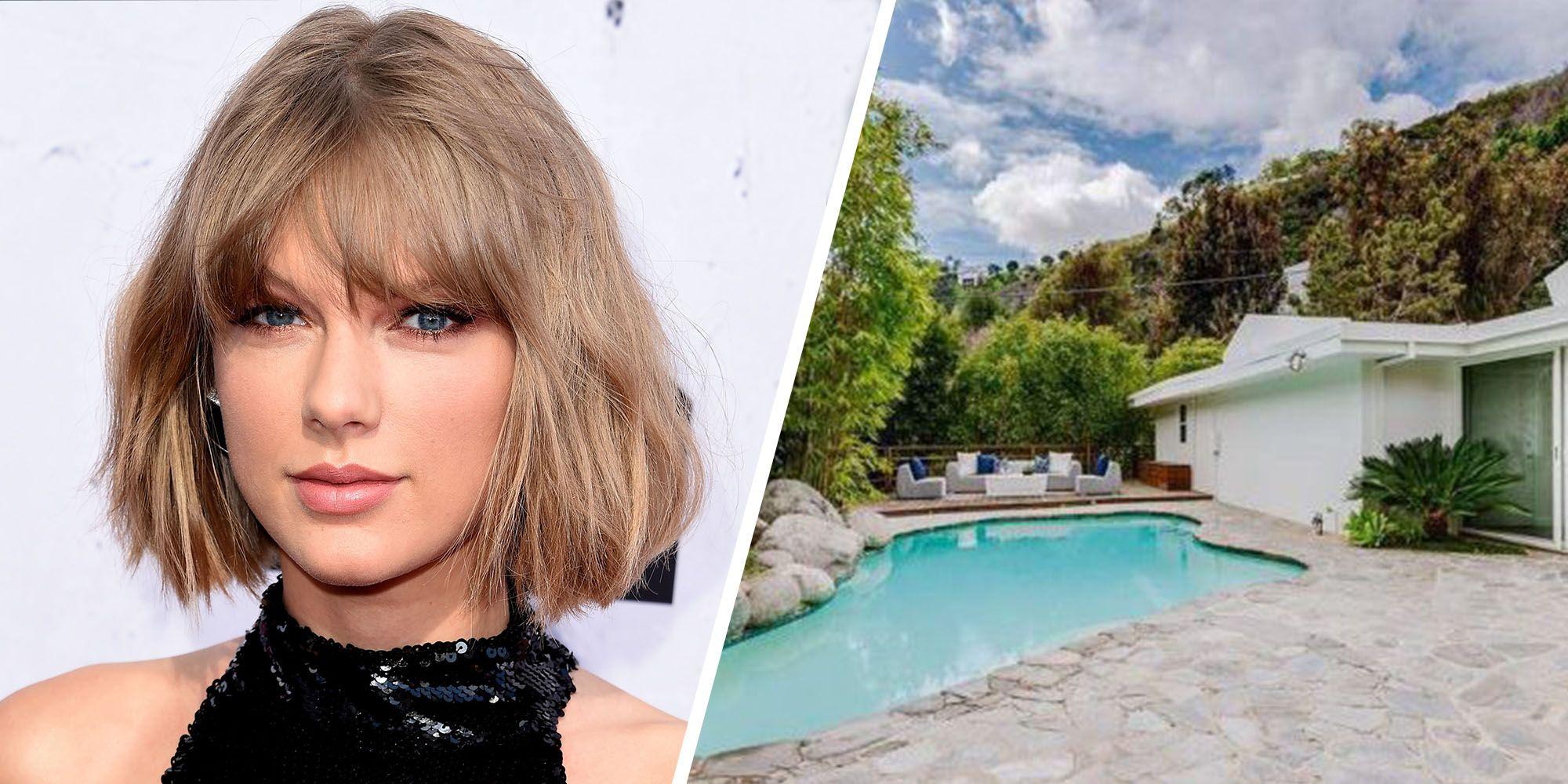 Taylor Swift House Photos Sneak Peek Inside T Swift S 8 Homes