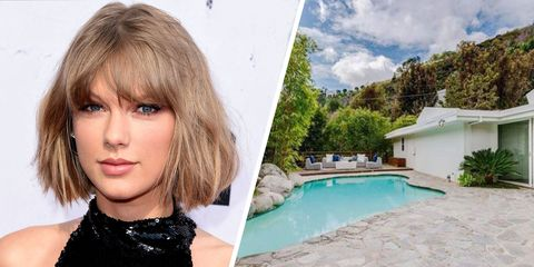 Taylor Swift Homes
