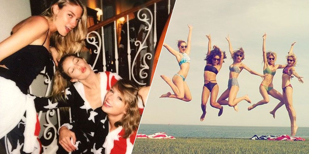 A Complete History Of Taylor Swift S Fourth Of July Parties Taylor Swift July 4 Rhode Island