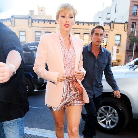 Celebrity Sightings In New York City - June 14, 2019