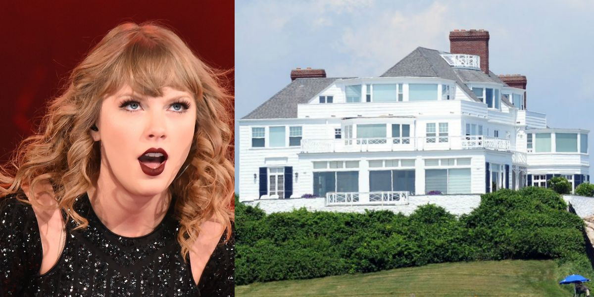 Taylor Swift House Photos - Look Inside Taylor Swift's Homes