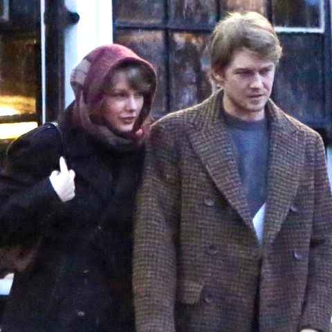 Taylor Swift And Joe Alwyn Have Rare Public Date In London