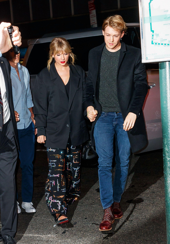 Taylor Swift Explains Why She Fell in Love With Joe Alwyn