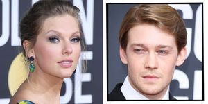 taylor swift joe alwyn golden globes