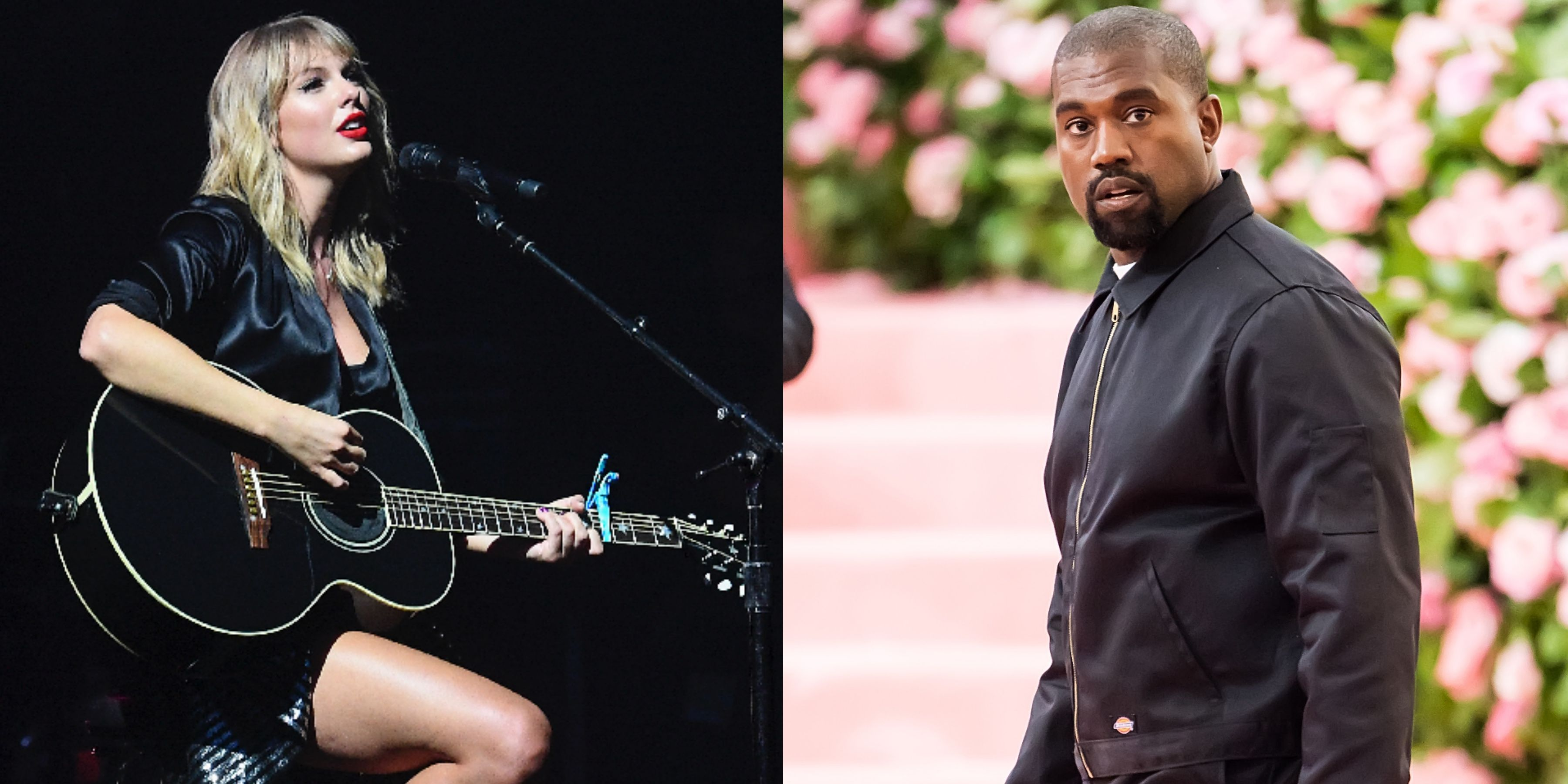 Taylor Swift Says Kanye West Was Involved In The Drake And Pusha T Feud Swift Reignites The Kanye Drama