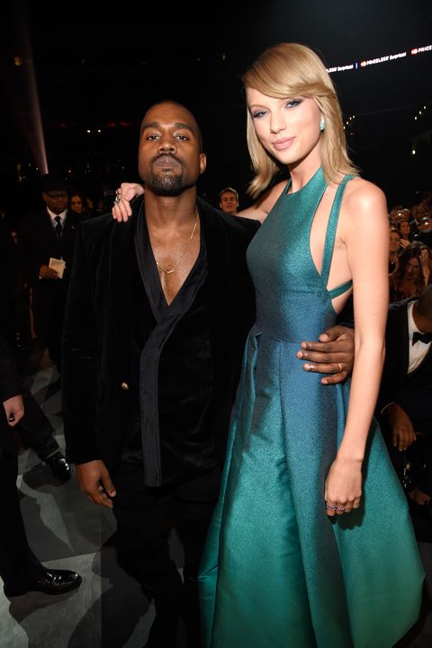 Taylor Swift And Kayne Wests Feud Timeline-1860