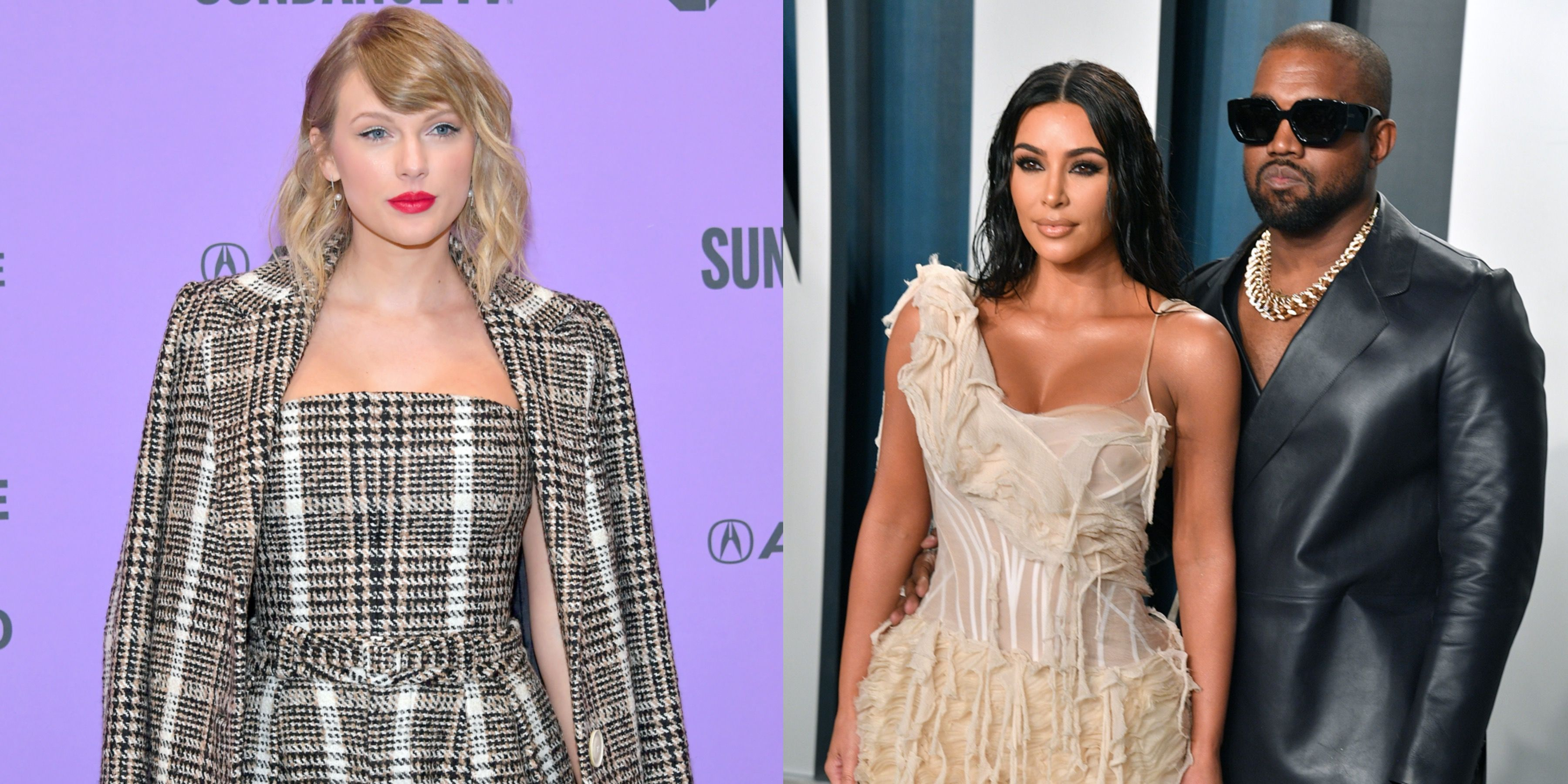 Taylor Swift Kanye West Phone Call Recording Explained Why The Years Old Kim Kardashian Feud Is Back
