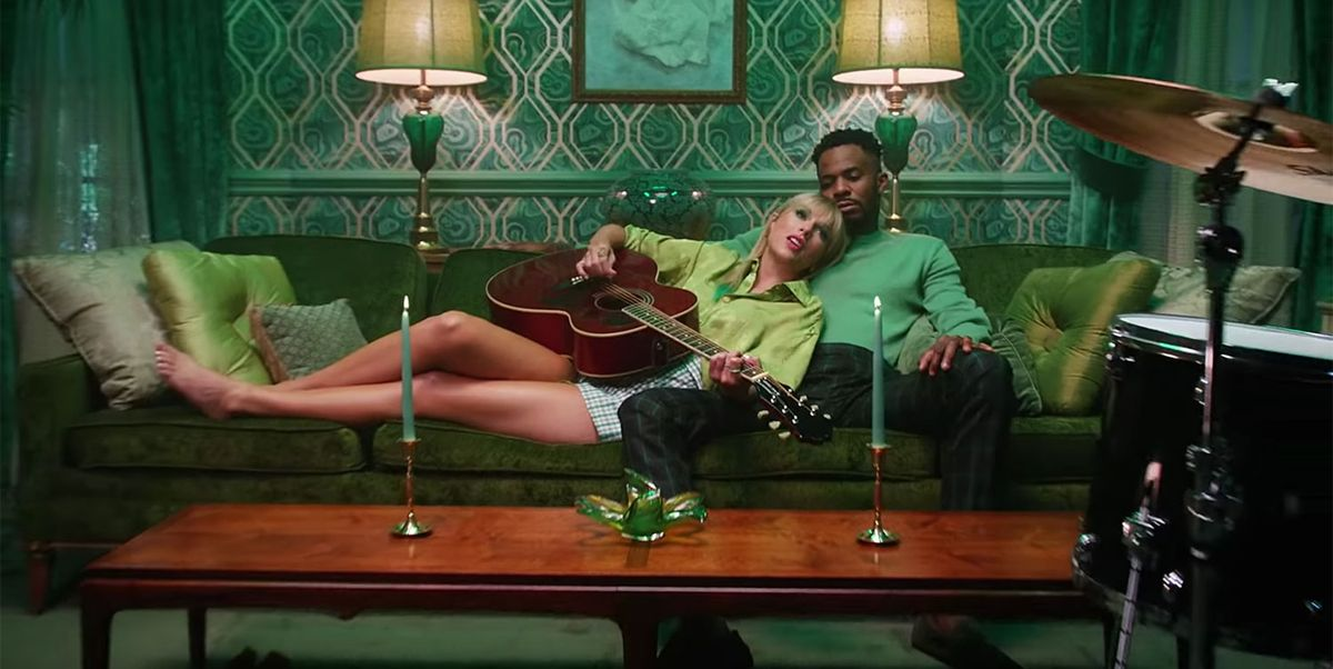 Watch Taylor Swift S Lover Music Video Who Taylor S Love Interest Is