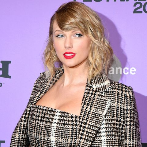 park city, utah   january 23 taylor swift attends the netflix premiere of miss americana at sundance film festival on january 23, 2020 in park city, utah photo by kevin mazurgetty images for netfilx