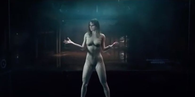 Taylor Swift is very naked in her 'Ready For It...?' music video