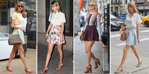 6a6cc1947f5 Taylor Swift Street Style - Cute Taylor Swift Outfits and Looks to Copy