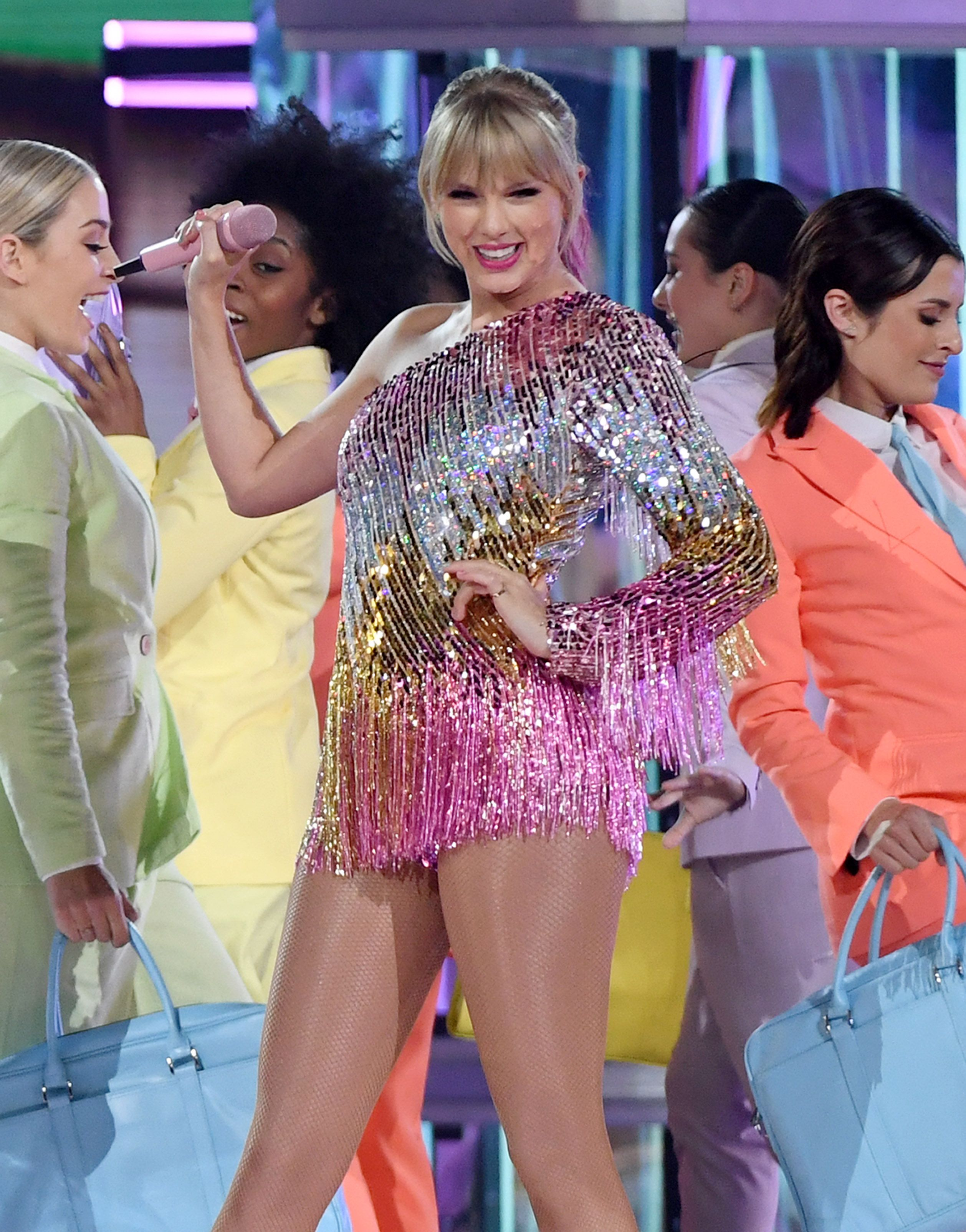Taylor Swift's 'You Need to Calm Down' Lyrics Are Her Musical Clapback to Trolls