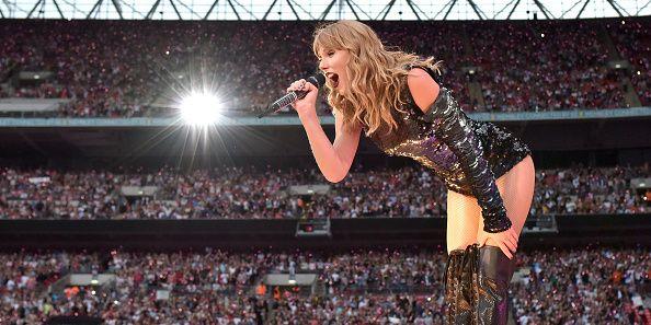 Taylor Swift reputation Stadium Tour
