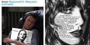 16 of the best reactions to Taylor Swift's new album, Reputation