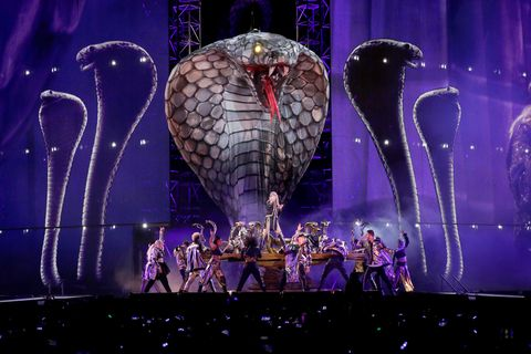 Taylor Swift Tour Review