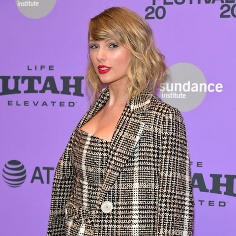 Why Taylor Swift Skipped The Grammys