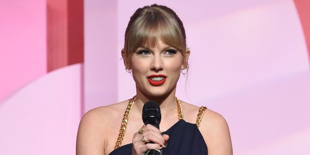 Taylor Swift Ended Her 20s With a Speech on Music, 'Toxic Male Privilege,' and Scooter Braun
