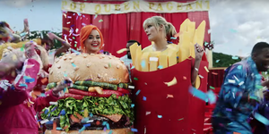 Katy Perry in Taylor Swift's 'You Need to Calm Down' video