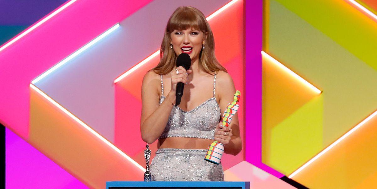 Taylor Swift Gave Her Bestie Selena Gomez a Shoutout in Her Brit Awards Speech