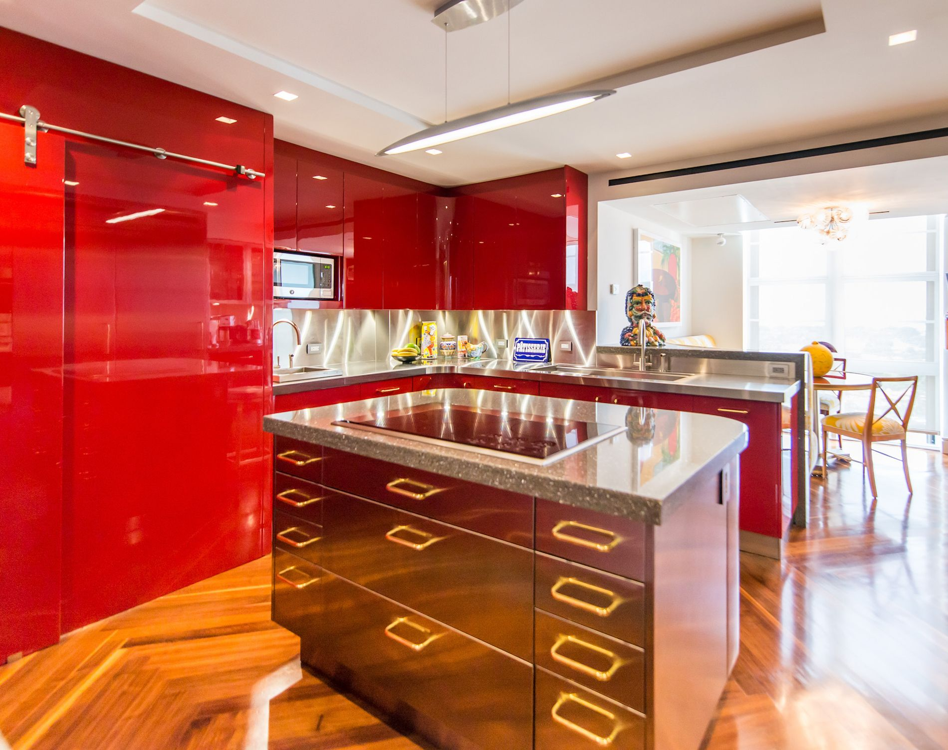 30 Best Red Kitchens Red Kitchen Decor