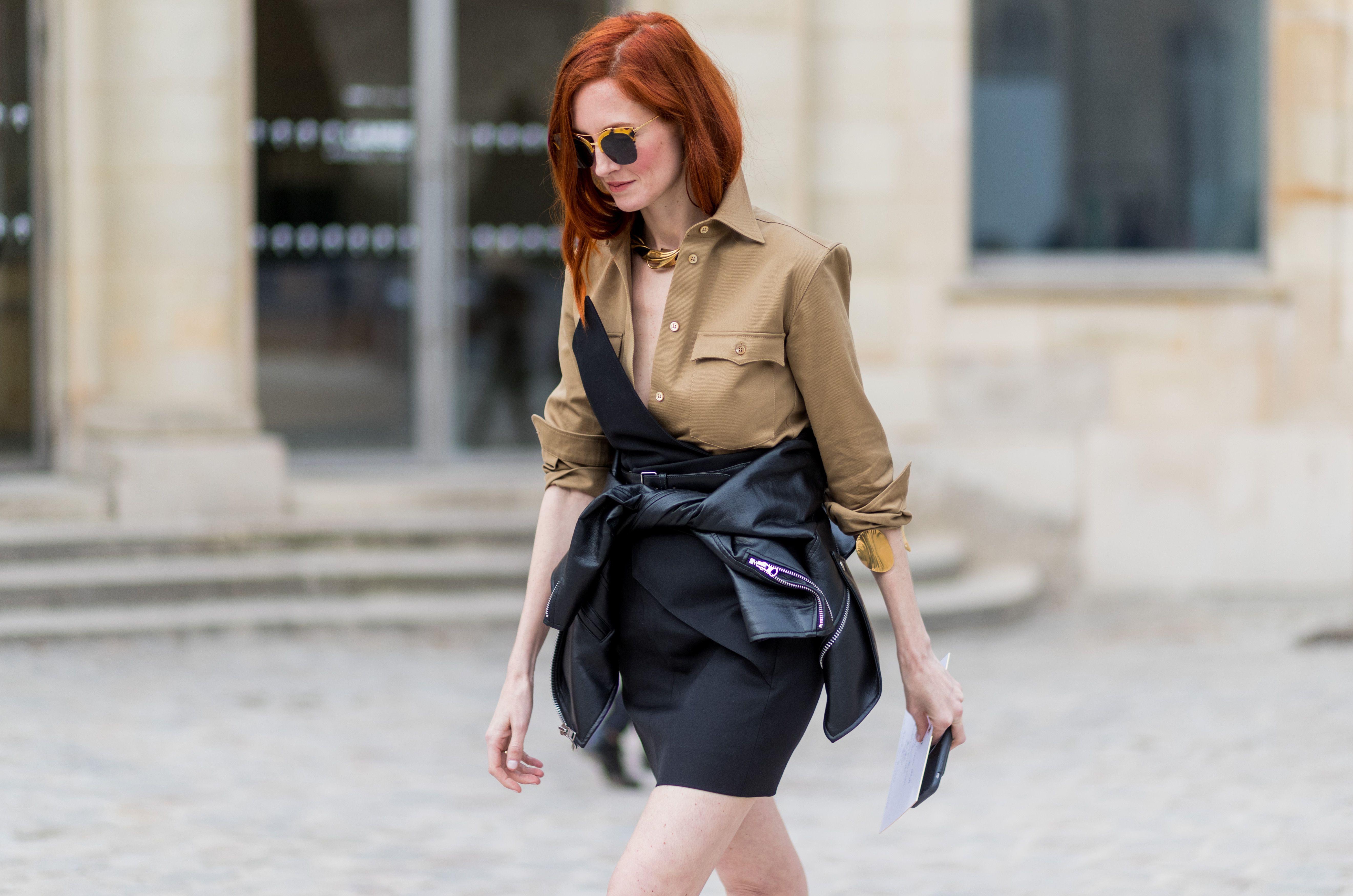 19 looks para vestir como una editora de moda