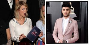 Zayn Malik and Taylor Swift | ELLE UK