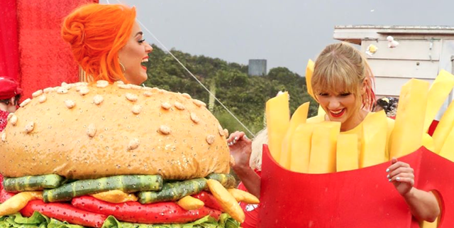 Taylor Swift On How She And Katy Perry Became Friends Again