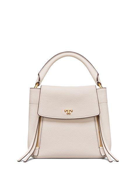 Handbag, Bag, Shoulder bag, Fashion accessory, Beige, Leather, Satchel, Kelly bag, Tote bag, Luggage and bags,