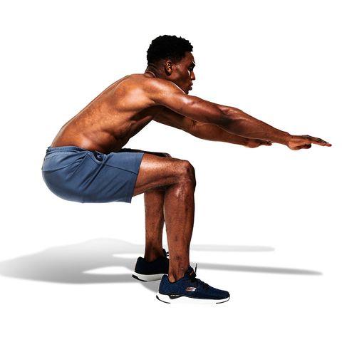 Leg, Human leg, Human body, Shoulder, Elbow, Standing, Joint, Knee, Wrist, Chest,