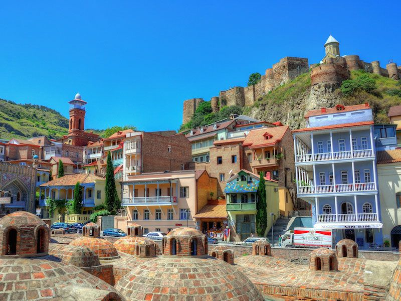 siti di incontri Georgia Tbilisi