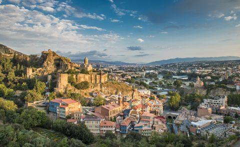 Best holiday destinations - Georgia