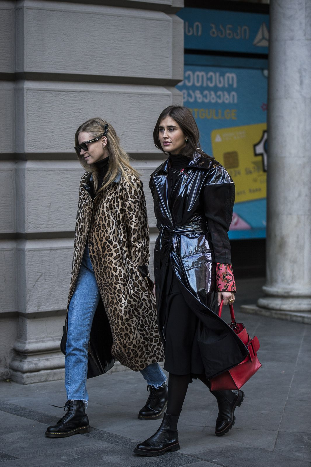 Mercedes Benz Fashion Week Tbilis Street Style