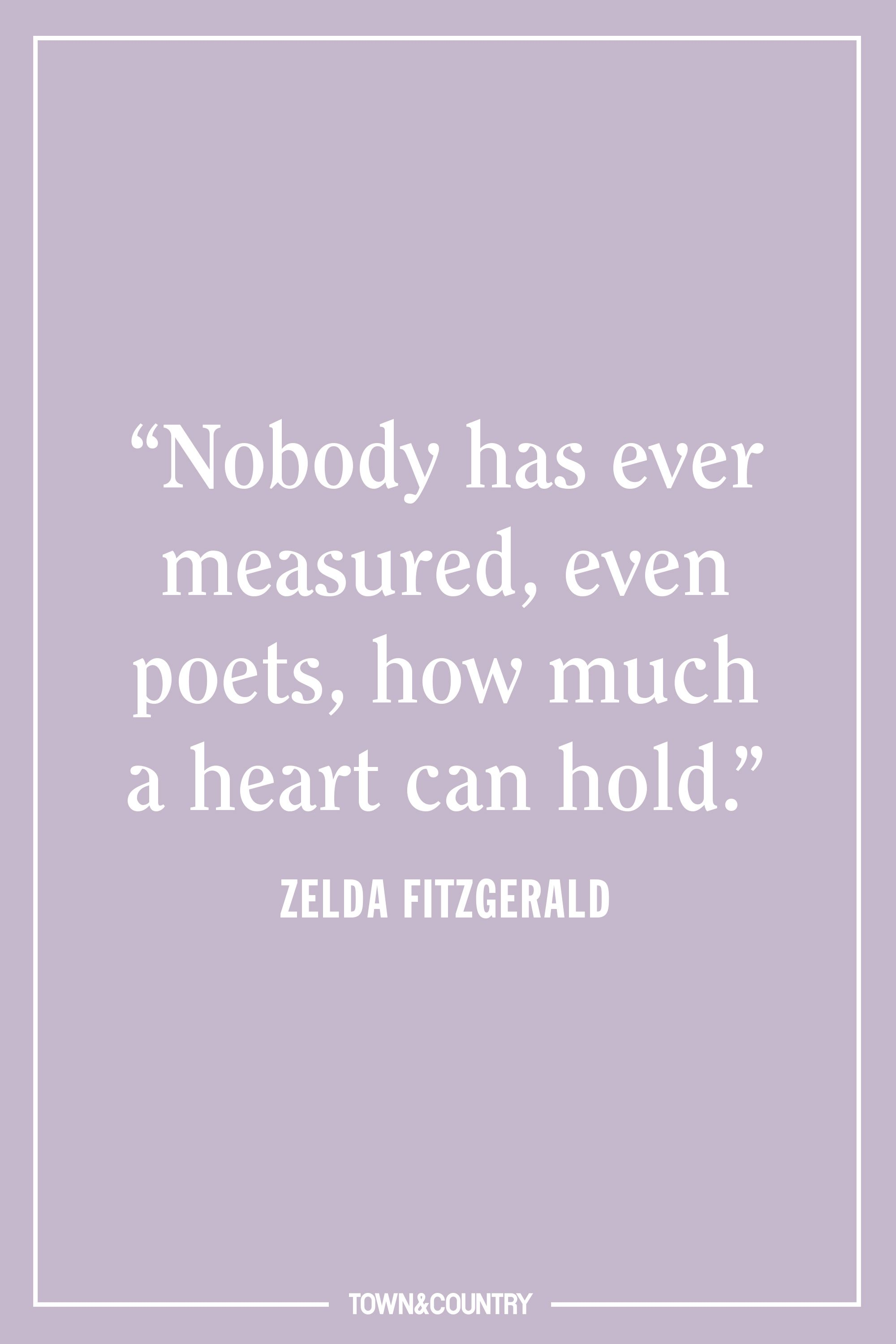 Love Quotes F Scott Fitzgerald 100  Quote Zelda Fitzgerald   35 Best Valentine U0027S Day