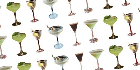 Where can you find the best classic martini recipe?
