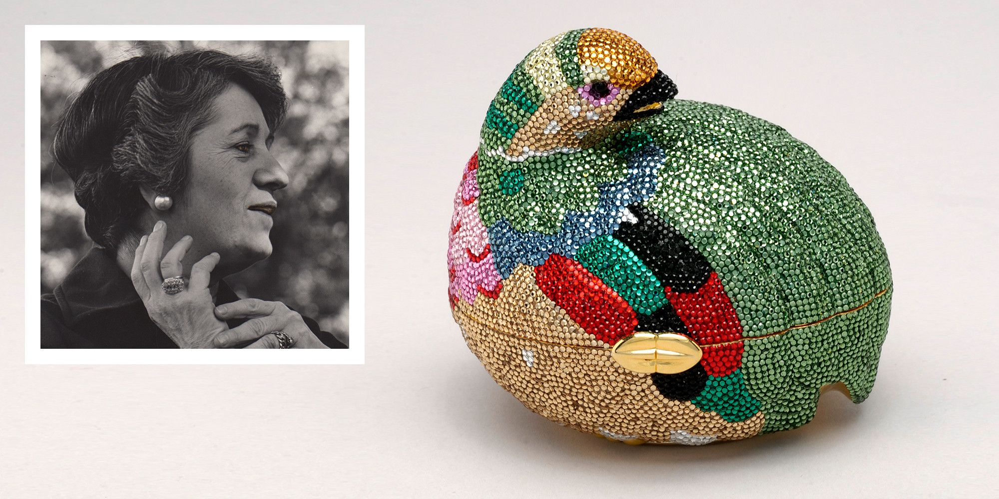 2097c3b22 History of Judith Leiber and Her Handbags - Things to Know About ...