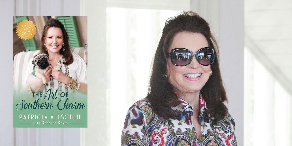 Wedding Etiquette Books: Southern Charm's Patricia