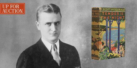 F. Scott Fitzgerald/Tender is the Night