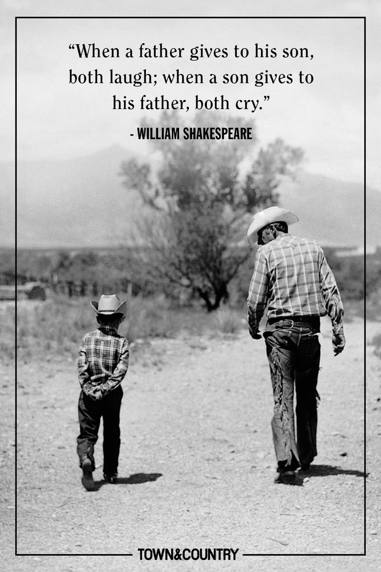 Father and Son Quotes to warm your heart with love ...  |Father Son Quotes