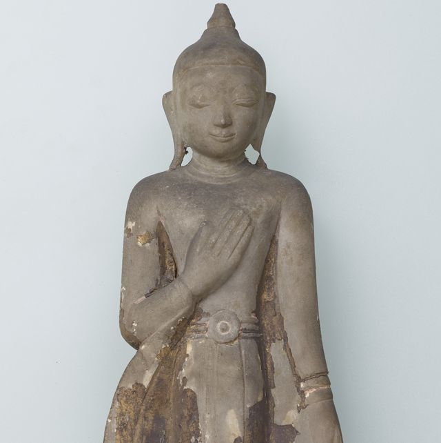 はなさんが会いたい仏像 如来立像[メトロポリタン美術館所蔵]