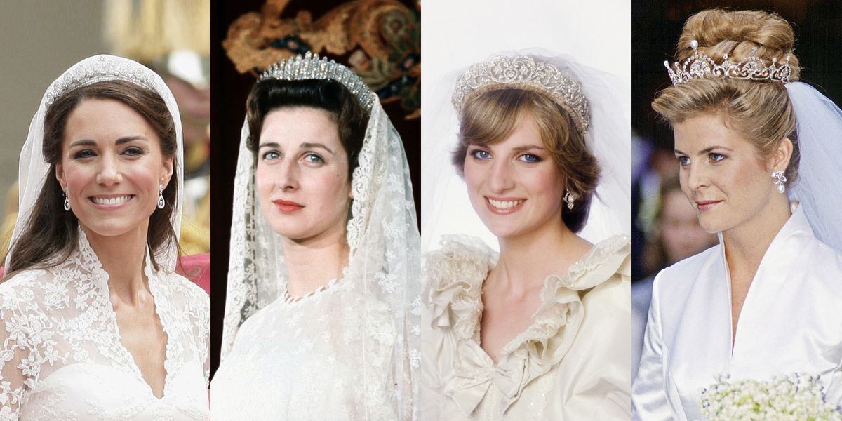 Real Royal Weddings: Royal Wedding Tiaras In History