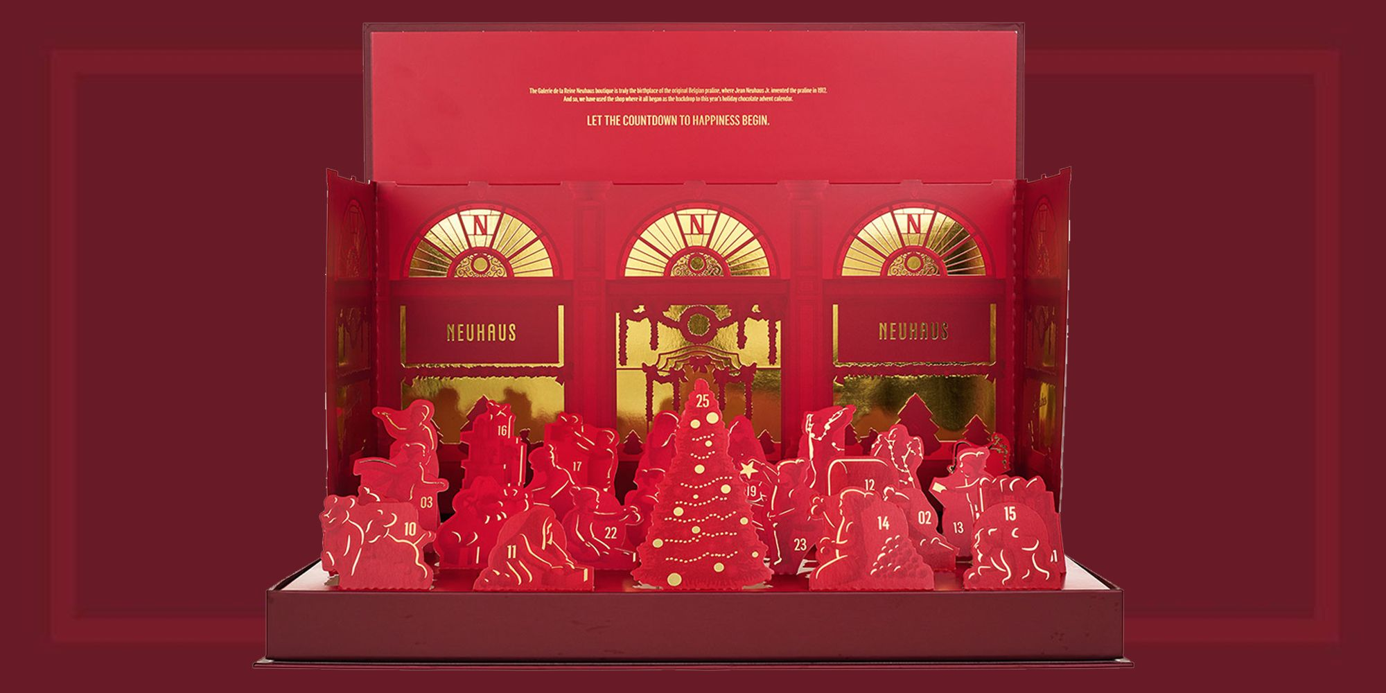The Best Chocolate Advent Calendars
