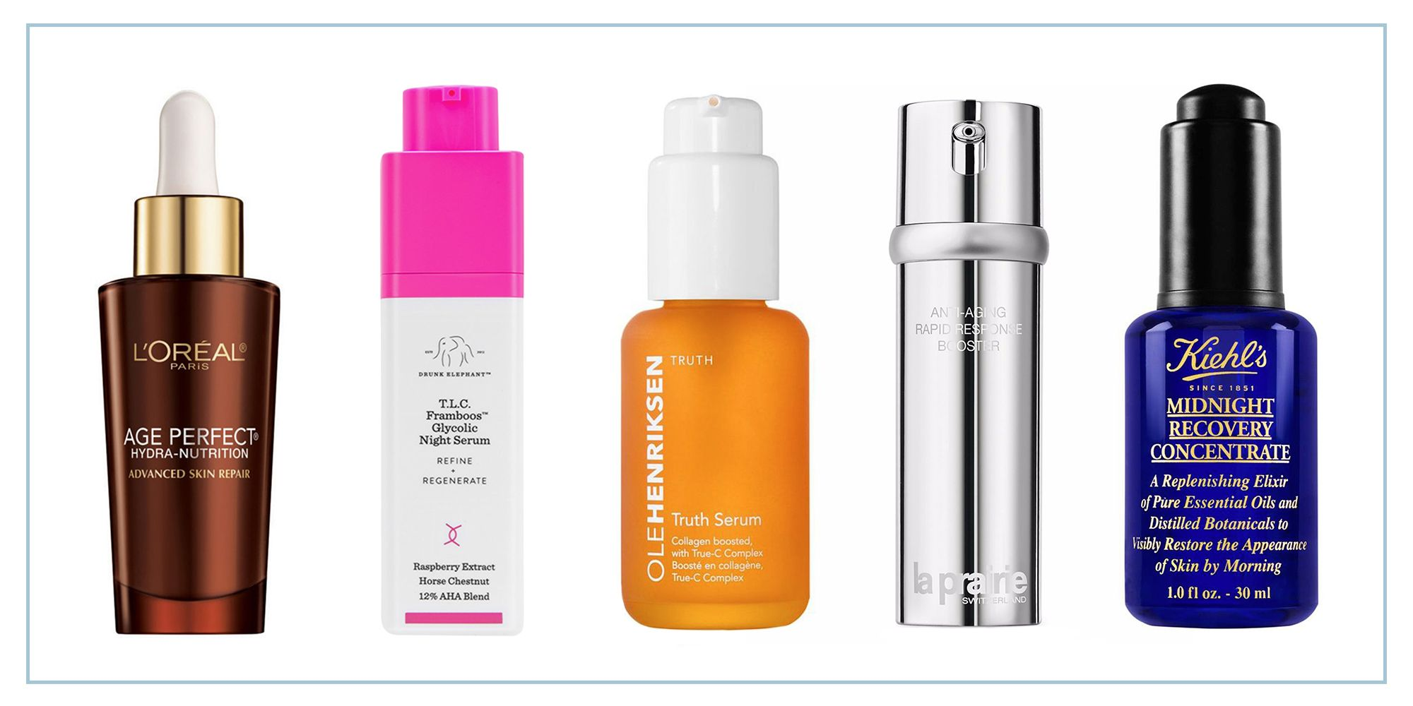13 Best Anti Aging Serums For 2018 Editor Approved