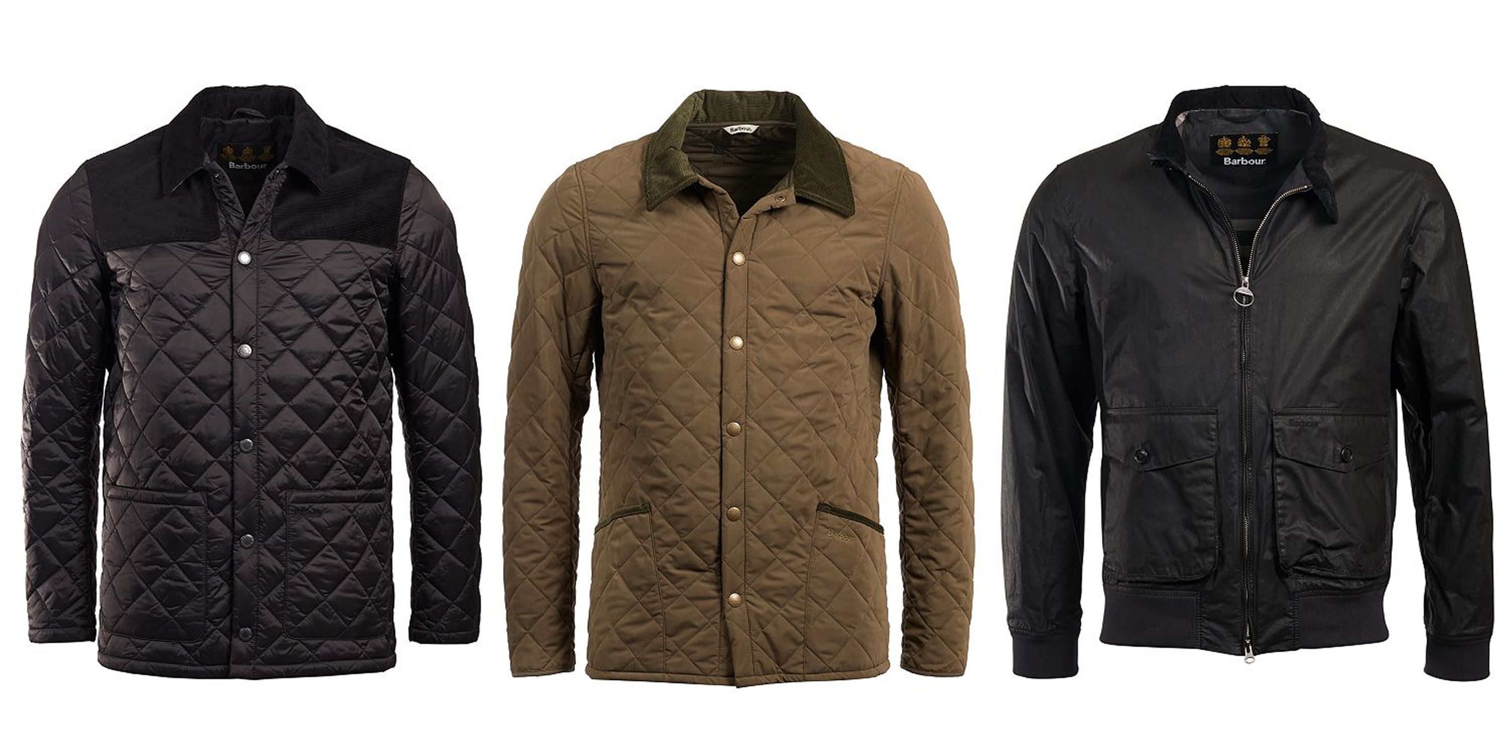These Barbour Jackets Are the Perfect Last-Minute Gift for the Guy On Your List