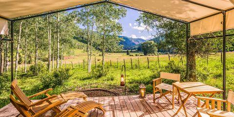 Nature, Natural landscape, Property, Tree, Nature reserve, Real estate, Home, Room, Grass, Backyard,