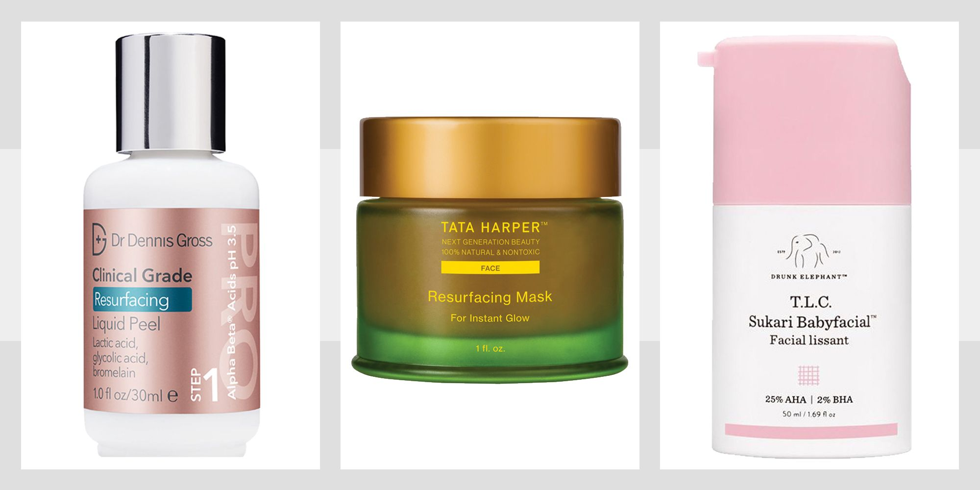 The Best At-Home Chemical Peels