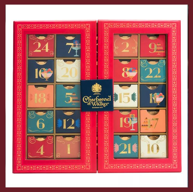 2020 Christmas Candy Countdown Calendar The Best Chocolate Advent Calendars of 2020   Dark and Milk