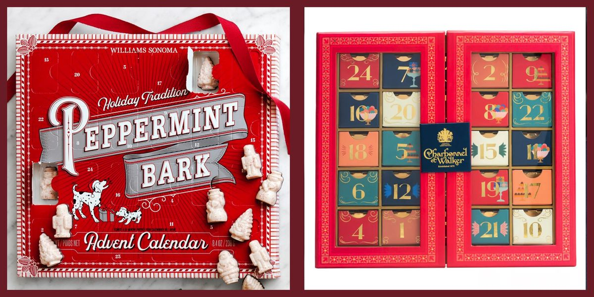 The Best Chocolate Advent Calendars of 2020 - Dark and Milk Chocolate  Calendars for Christmas
